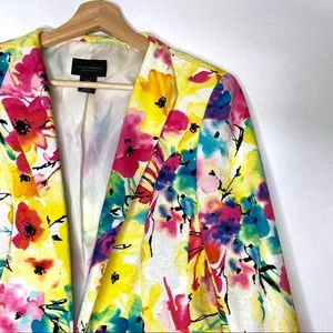 Multi-Color Blazer